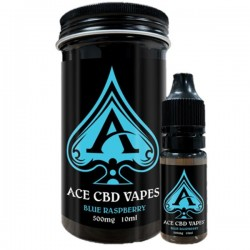 Ace Vape CBD - Blue Raspberry 500mg