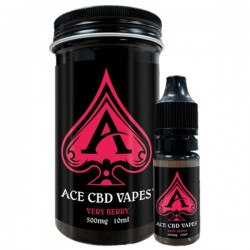 Ace Vape CBD - Very Berry 500mg